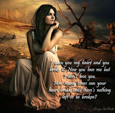Broken Heart Quotes Sad Love Images Wallpapers Girls Story Peoms