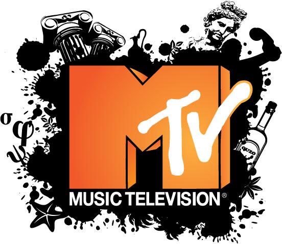 MTV logo oficial, illuminati, mason