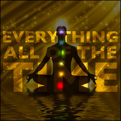Everything All Of The Time: The Meaning of Life:  Chapter 5: God Lives Inside of You