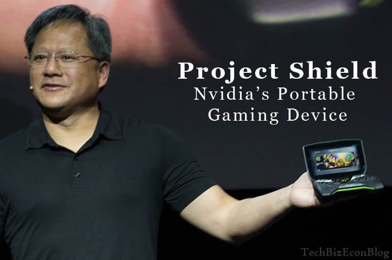 Nvidia is Making the Next Big Portable Gaming System - Project Shield