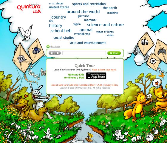 quintura for kids