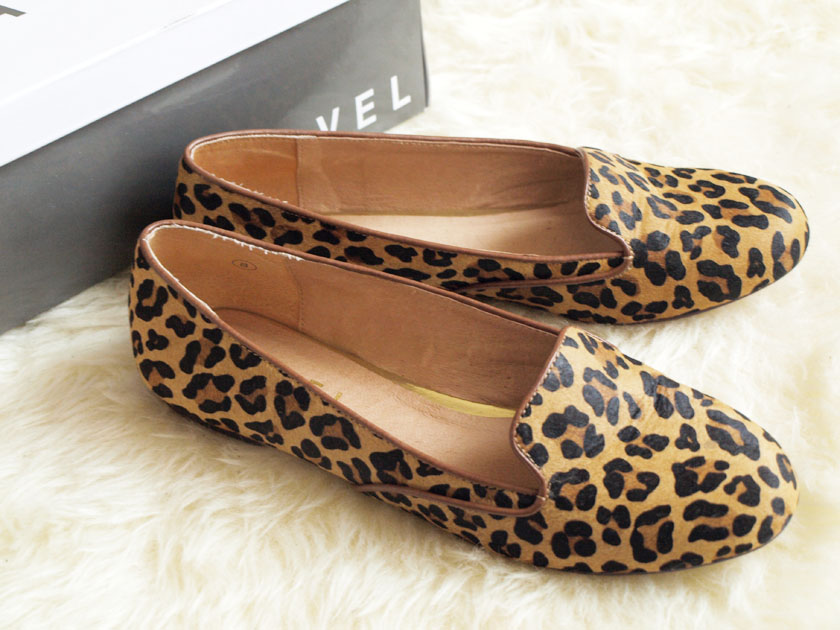 Awesome Pretty things Ted Baker Earrings Leopard Print Ravel Flats and giveaway