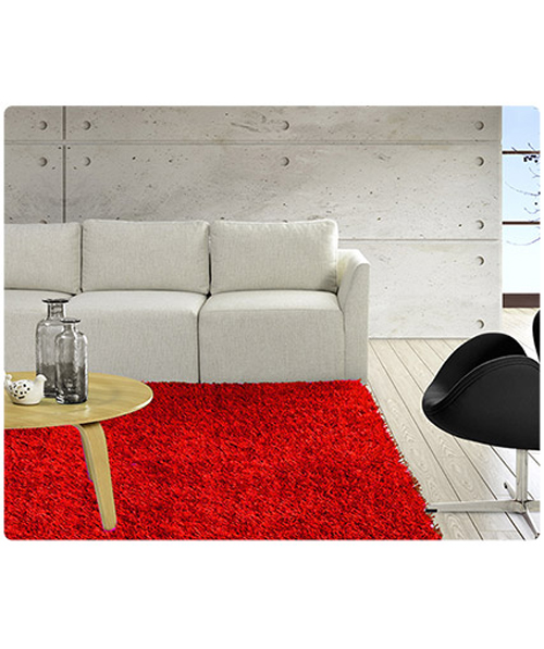 Luxury Plush Shag Rug 115x165cm Red Hook Of The Day
