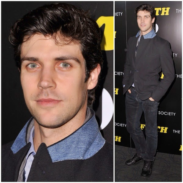 Roberto Bolle in Dolce & Gabbana - 'Filth' Screening, New York City