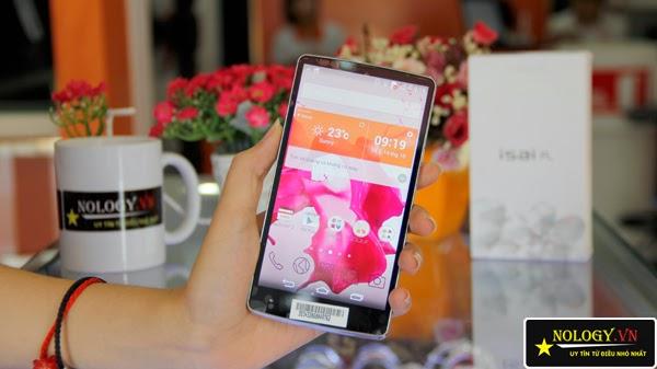 Test máy LG G3 Isai xách tay Nhật Bản