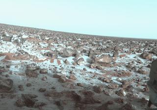 Снег на Марсе 1979 г.