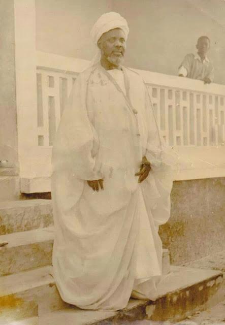 La « Fayḍa » et la «Ma̔rifa » selon Cheikh Ibrahima Niass - Saliou Ndiaye