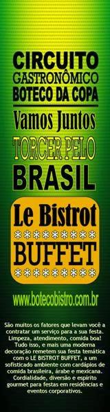 Circuito Gastronômico Boteco da Copa