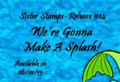 Splish Splash with Sister Stamps