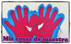 Máscara de Spíderman