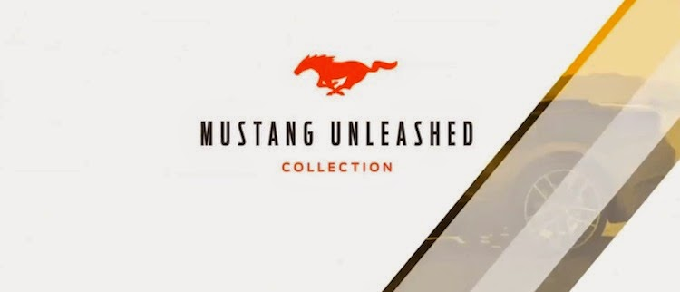"Ford Reveals Limited-Edition ""Mustang Unleashed"" T-Shirt Line"