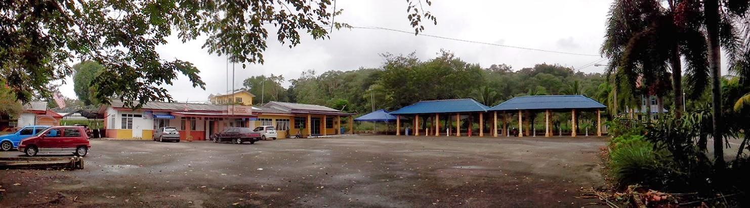 Rumah Rehat Keluarga Kg.Medan Jaya Sempena Menyahut Seruan Tahun Melawat Terengganu & Malaysia 2014