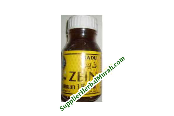 Madu Ramuan 3 Herbal Zein