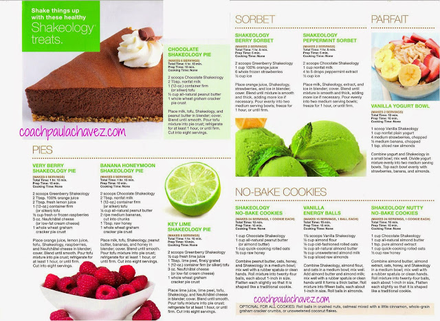 shakeology pie, shakeology recipes, shakeology mixing tips, shakeology cookies, healthy ice cream