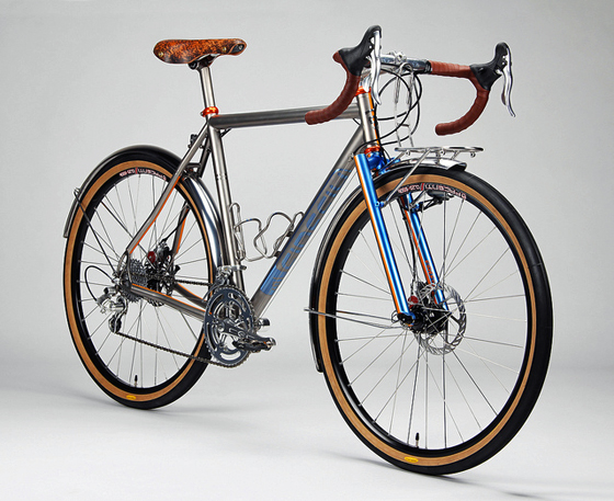 Votske Firefly Bicycles 650b Randonneur