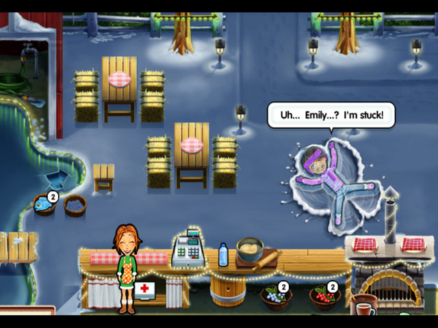 Delicious Emily's Holiday Season PC Version Download For Free
