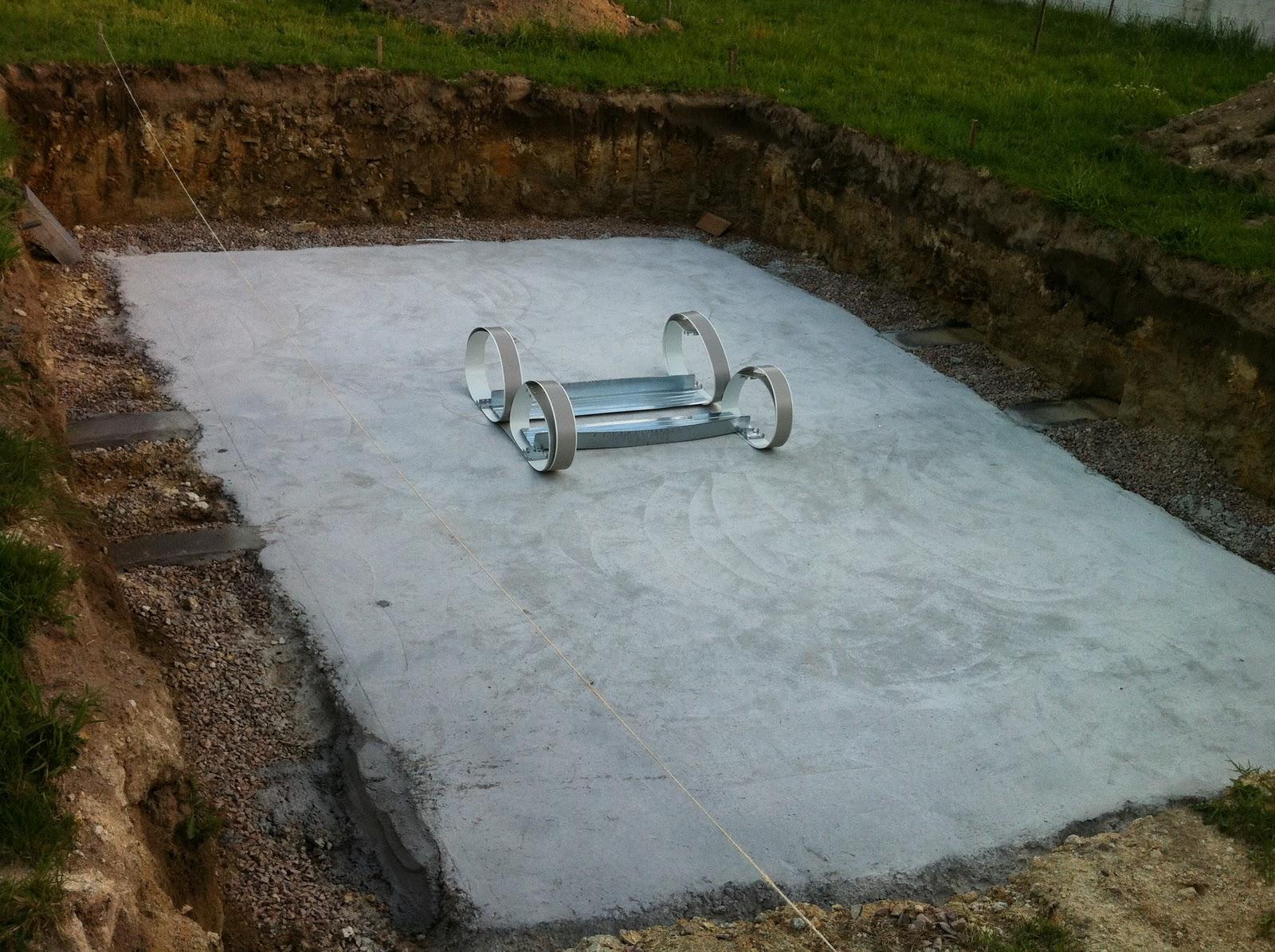Montaje piscina gre enterrada como montar una piscina gre for Como construir una piscina de bloques paso a paso