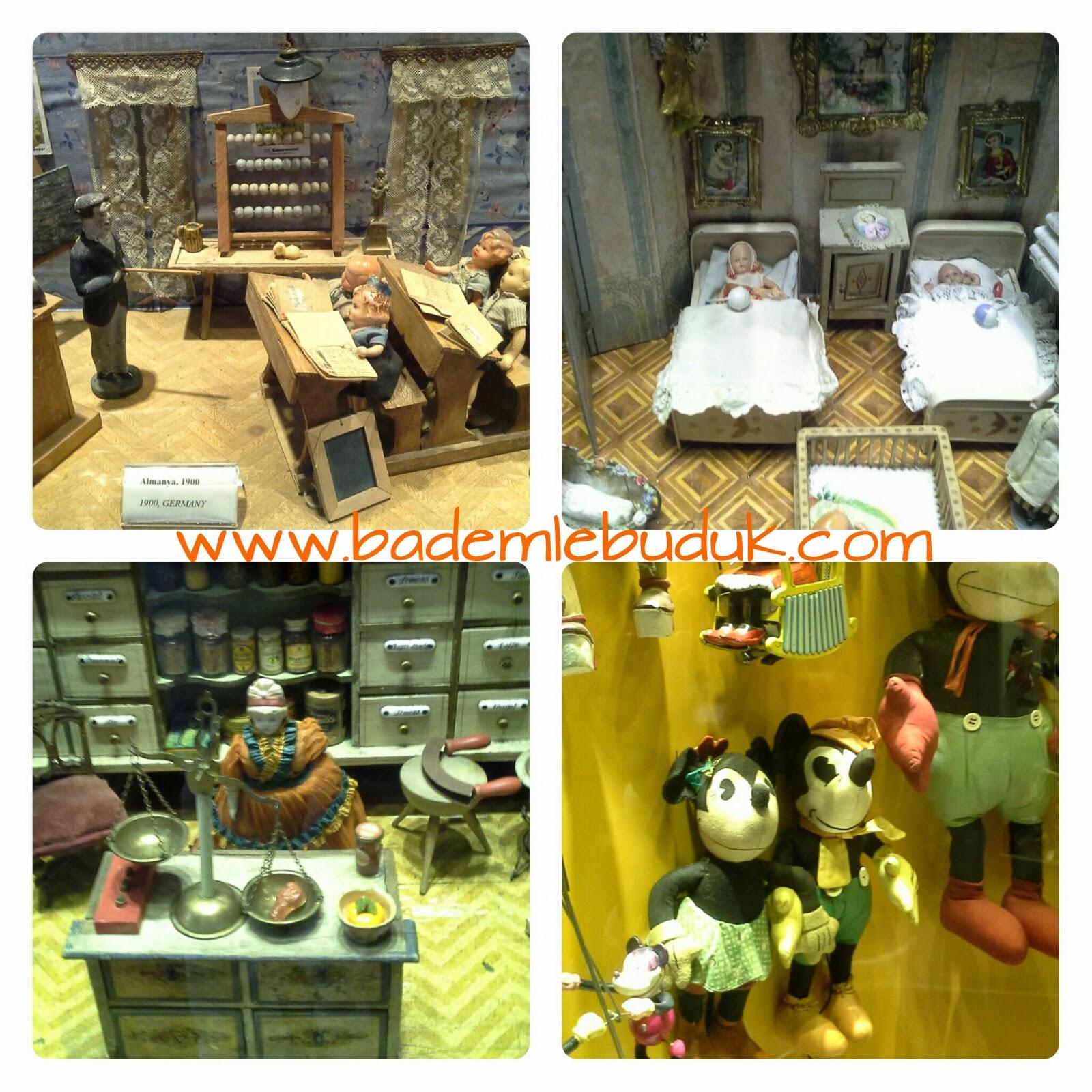 çocuklar için - sunay akın - müze - oyuncak müzesi