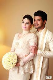 Hirunika Premachandra's Wedding Photos