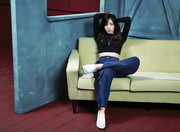 Eunjung Profile