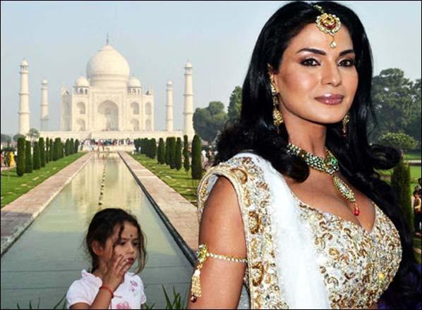 Veena Malik Glamorous