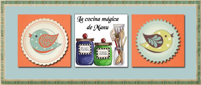 La cocina mágica de Manu