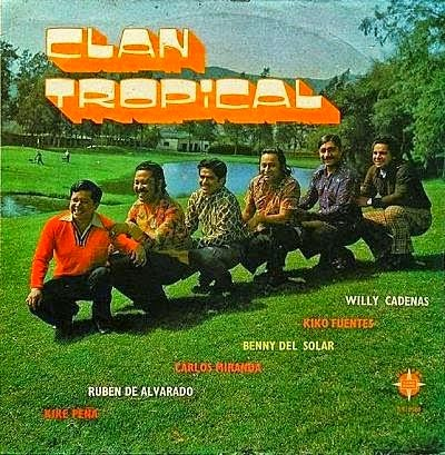 orquesta clan tropical de peru
