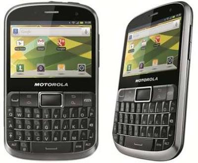 Motorola Defy Pro Android Smartphone