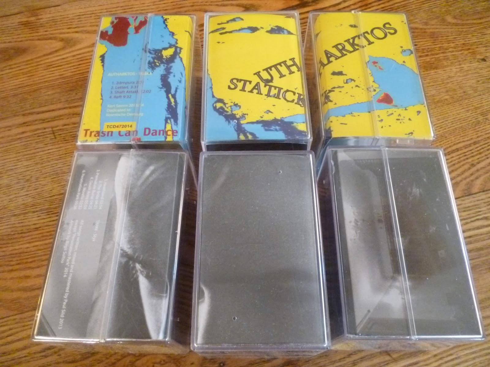 TAHM - Autharktos - Styx - Statick