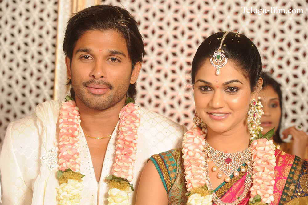 The Gallery For Gt Allu Arjun Family Photos