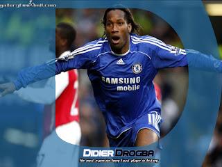 Didier Drogba Chelsea Wallpaper 2011 10
