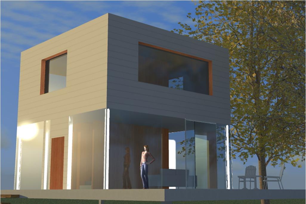 Casa cubo marta pina for Casas modernas tipo cubo