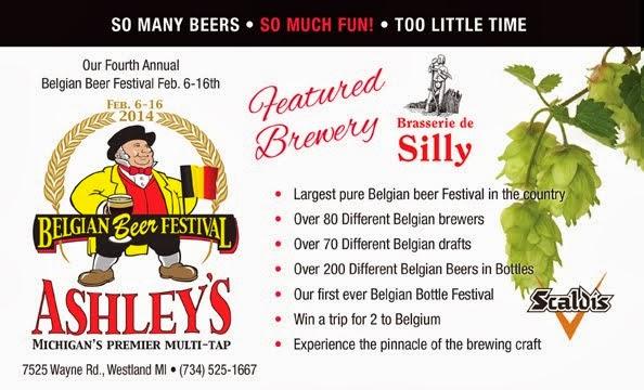 Ashely's Belgian Beer Festival