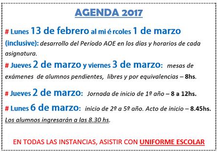 SECUNDARIO - AÑO 2017