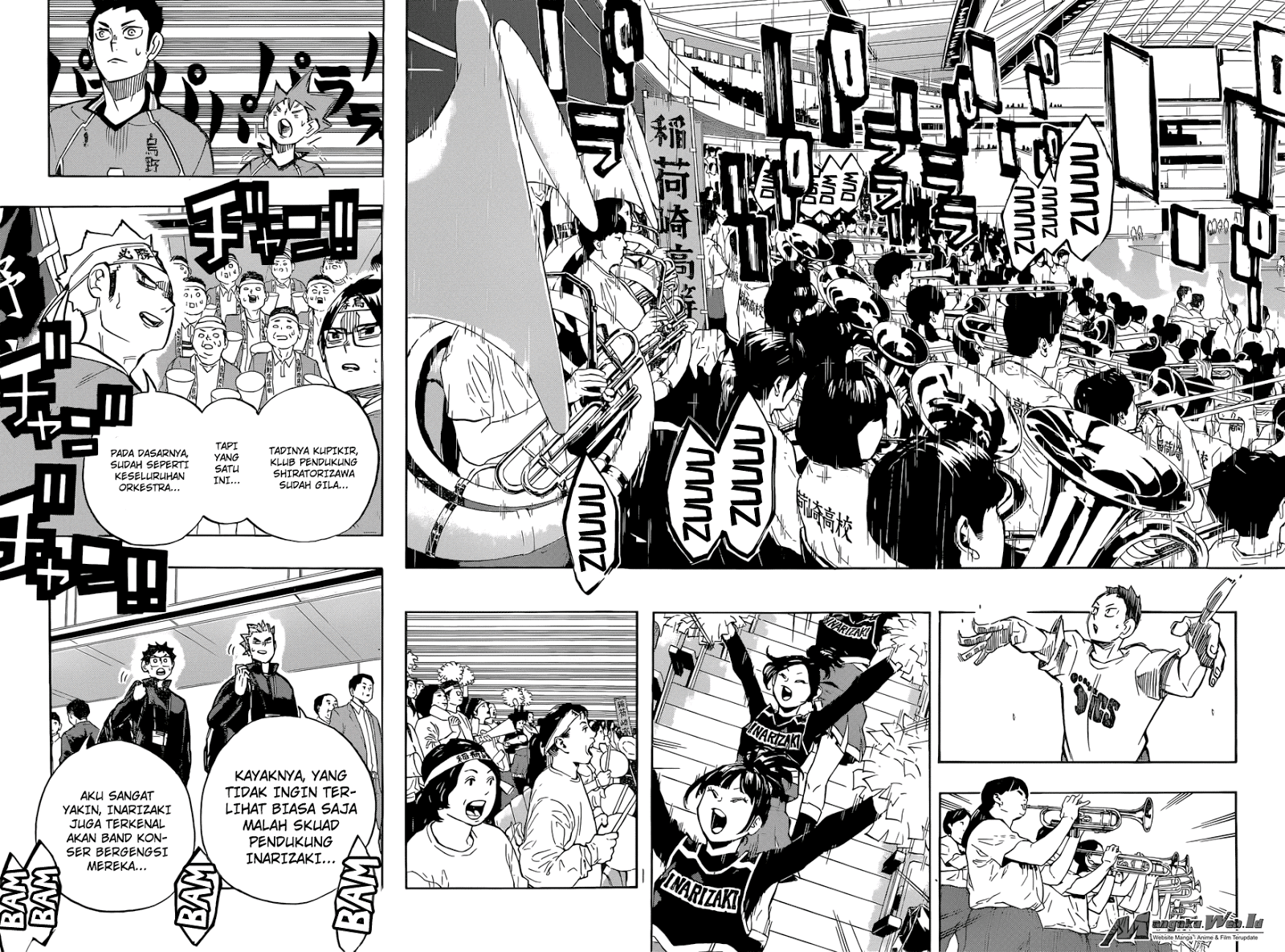 Haikyuu!! Chapter 248-16