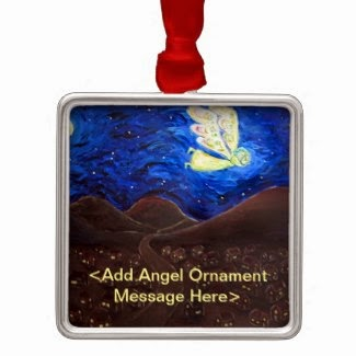 Care of the Soul Angel Ornament