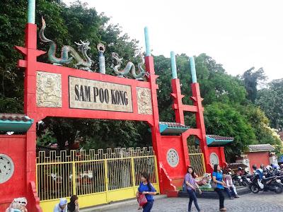 Gerbang Sam Poo Kong