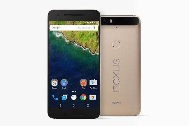 gold Nexus 6P