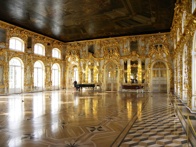 Catherine's Palace St. Petersburg