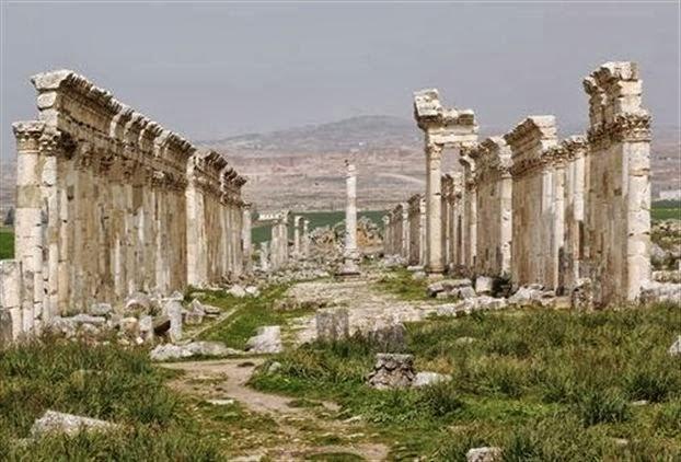 Η «σφραγίδα» των Ελλήνων στην Συρία