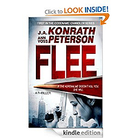 Flee (Chandler Series) by J.A. Konrath