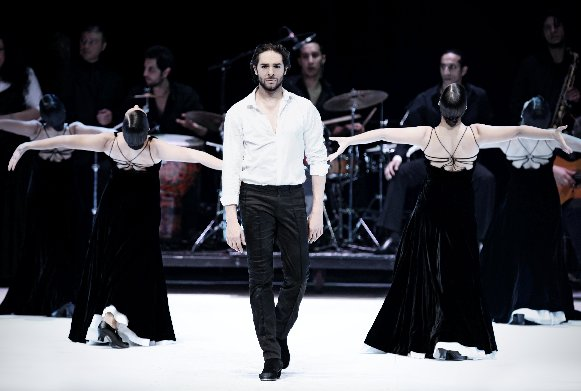 In Exclusive: The flamenco worldwide icon, Joaquin Cortes, in Miami