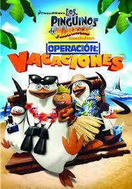 Ver Los Pinguinos De Madagascar: Operación Vacaciones (2012) Online