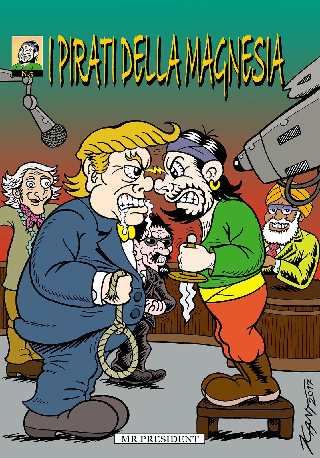 Mr President - Pirati della Magnesia #5