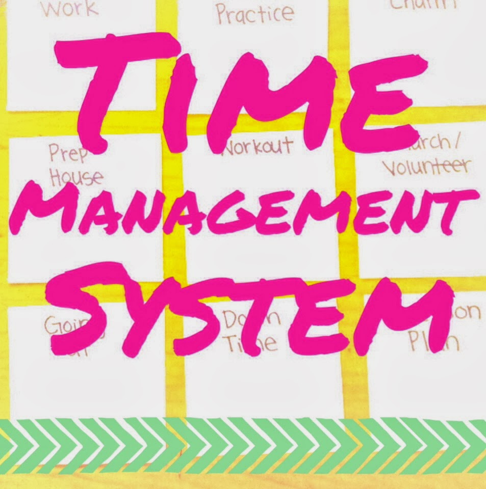 Time Management: Organized Charm: Time Management System