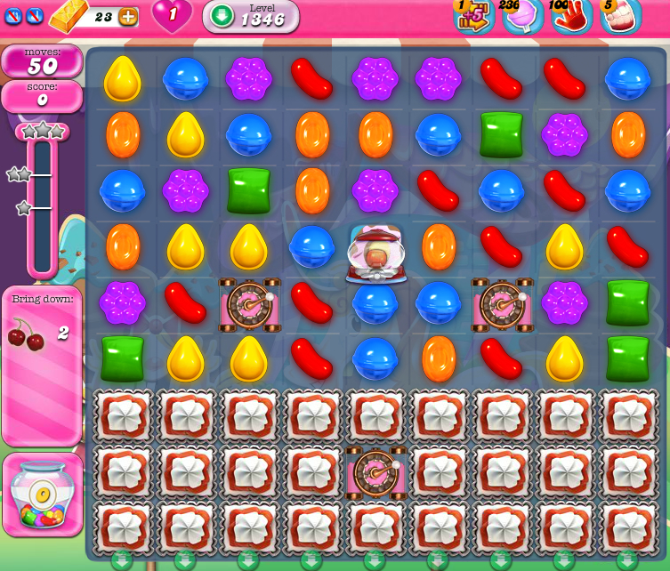 Candy Crush Saga 1346