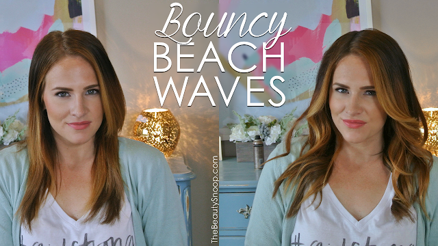 BOUNCY BEACH WAVES WITH THE TWIRL 360