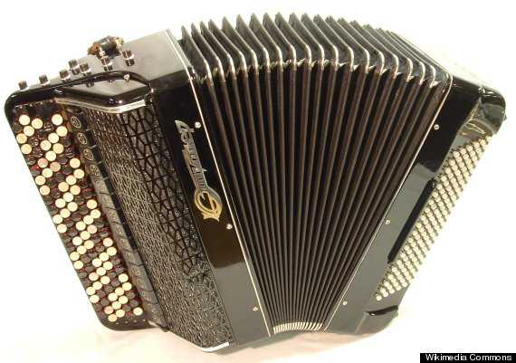 Accordion Patented In The U.S.