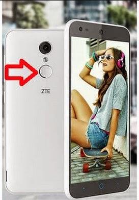 ZTE Xiao Xian 2, Ponsel Terjangkau dengan Fitur Fingerprint