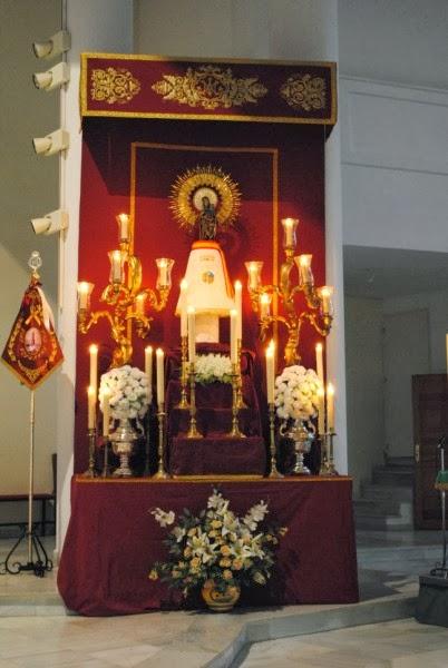 Triduo virgen del Pilar 2013